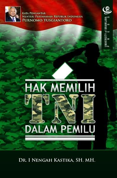 cover - Hak Memilih TNI
