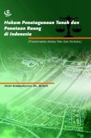 Hukum Penatagunaan Tanah dan Penataan Ruang di Indonesia