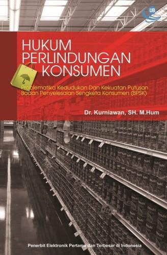Hukum Perlindungan Konsumen