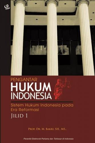 Pengantar Hukum Indonesia Jilid 1