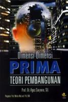 Dimensi-dimensi Prima Teori Pembangunan