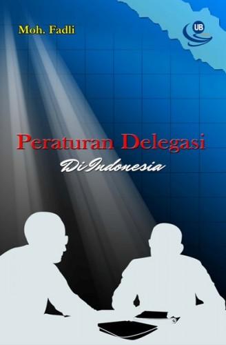 Peraturan Delegasi di Indonesia