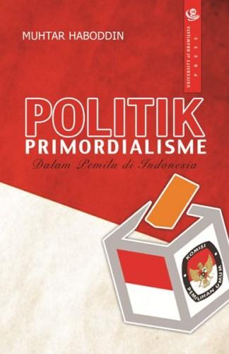 Politik Primordialisme