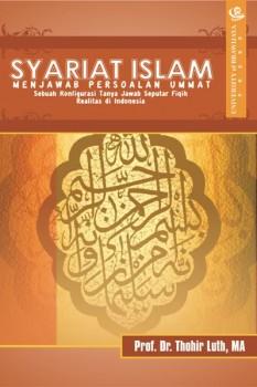 Syariat Islam Menjawab Persoalan Ummat