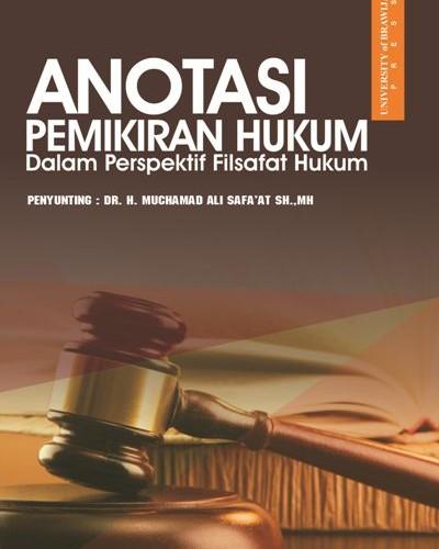 Anotasi Pemikiran Hukum
