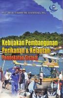 Kebijakan Pembangunan Perikanan & Kelautan