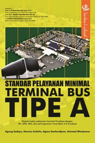 Standar Pelayanan Minimal Terminal Bus Tipe A