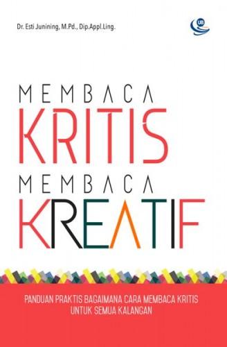 Cover Membaca Kritis Kreatif