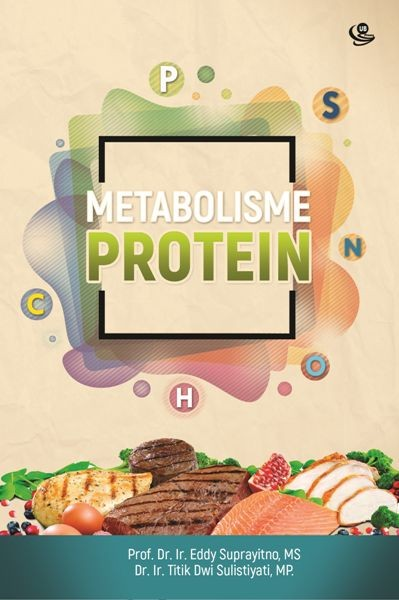 cover-Metabolisme protein