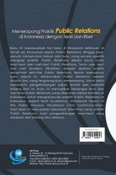 Meneropon Praktik Public Relations di Indonesia dengan Teori dan Riset