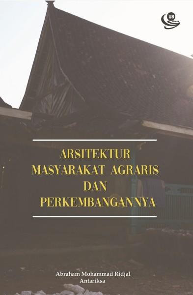 ARSITEKTUR MASYARAKAT AGRARIS(1)